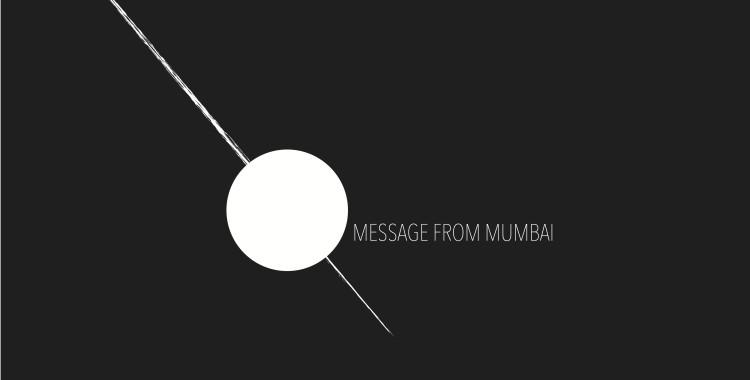 Film challenge - Message from Mumbai